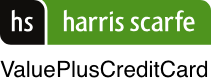 Harris Scarfe Value Plus Credit Cards